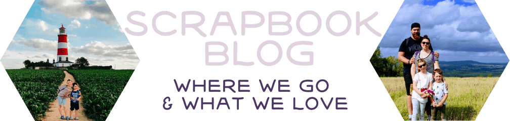 Scrapbook Blog - it's the scrapbook of our lives…