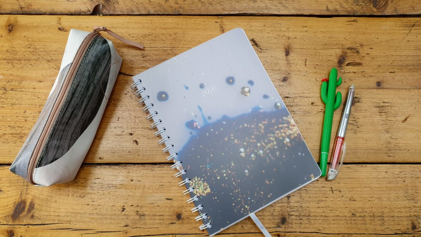 toad diaries planner