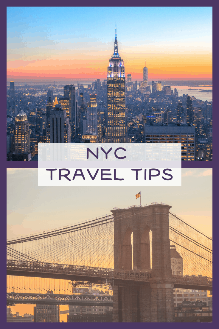 travel tips you need to know before you visit New York City