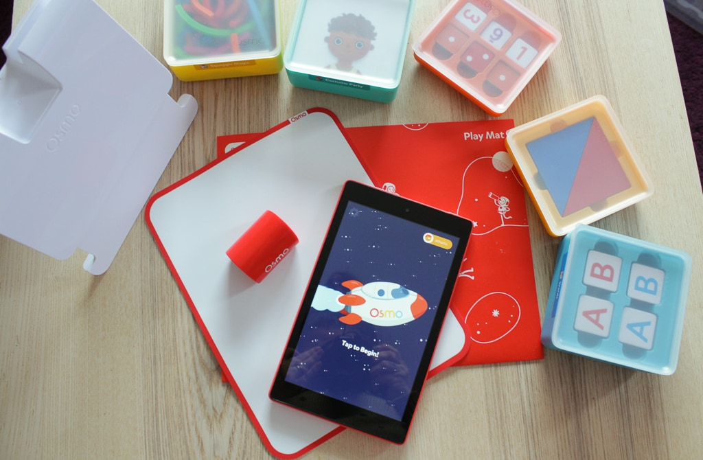 Osmo kit for kindle