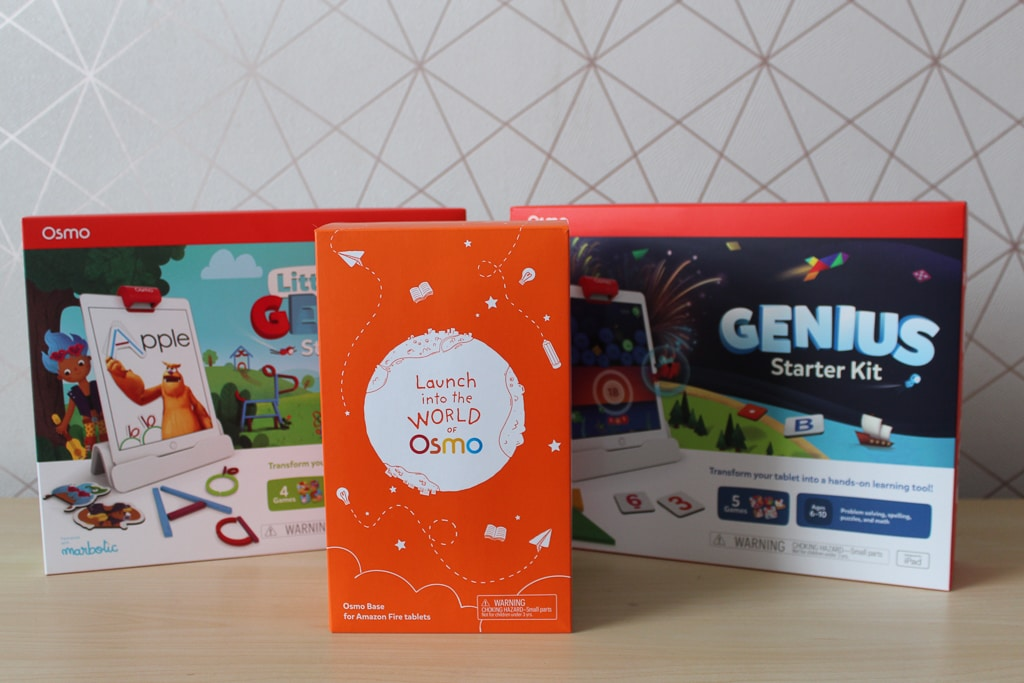 Osmo for kindle genius set