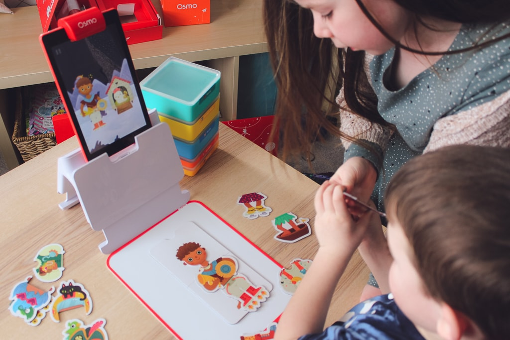 osmo play review kindle
