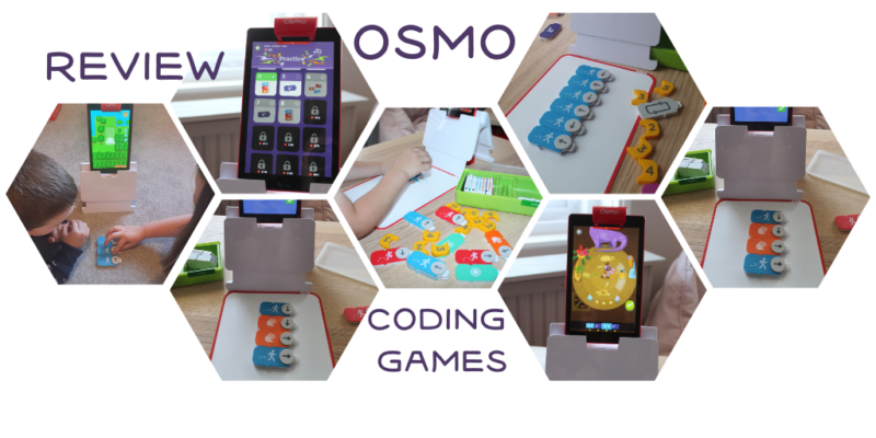Osmo kids coding app review