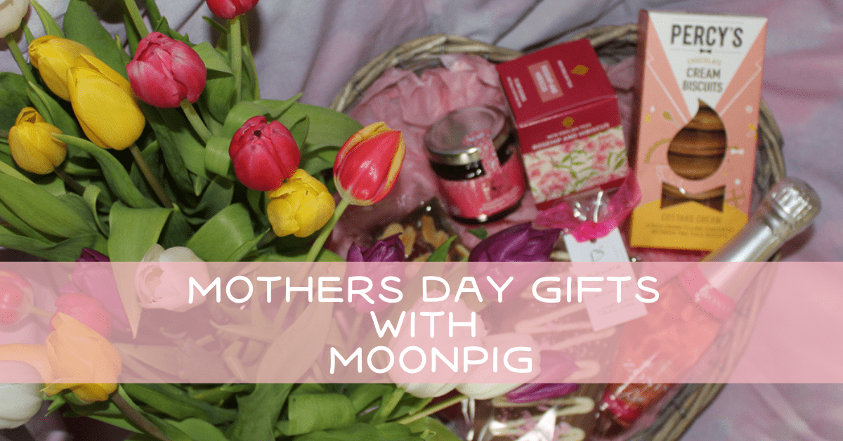 mothers day gifts from Moonpig
