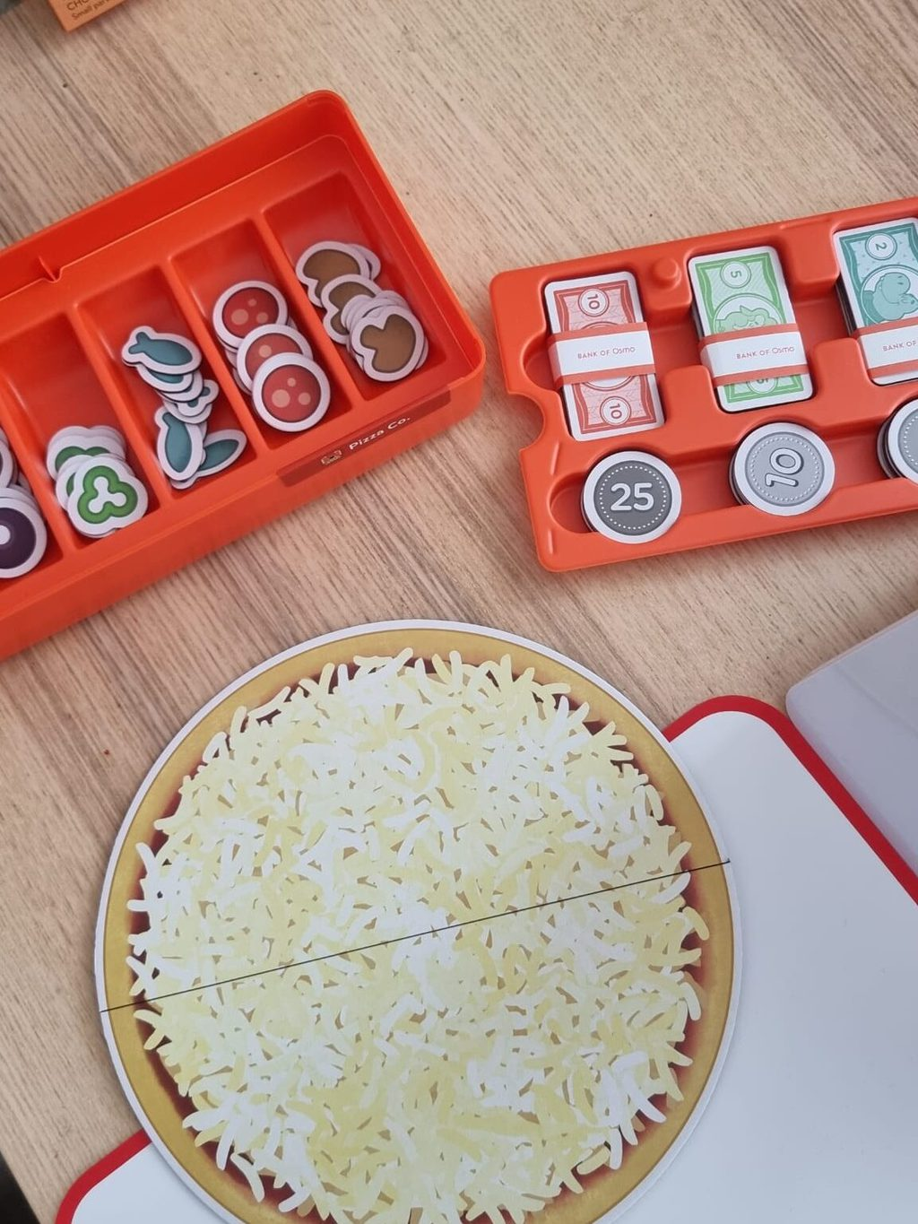 Osmo pizza co hands on game